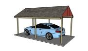 Simple Carport Plans