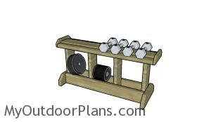 Weight Rack Plans