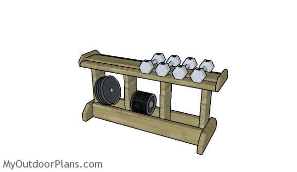 Weight Rack Plans
