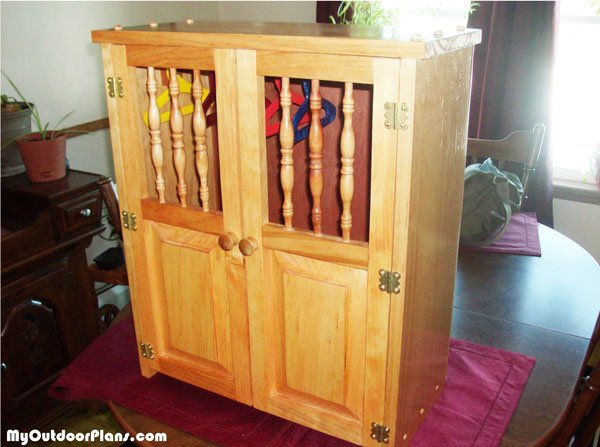 Exceptional DIY 18 Inch Doll Armoire. Armoire For Dolls