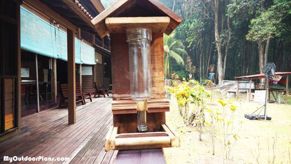 Building A Bottle Bird Feeder Myoutdoorplans Free