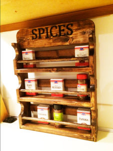 Building-a-spice-rack