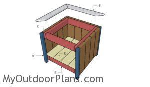 Building a tree planter