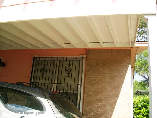 Carport-Rafters
