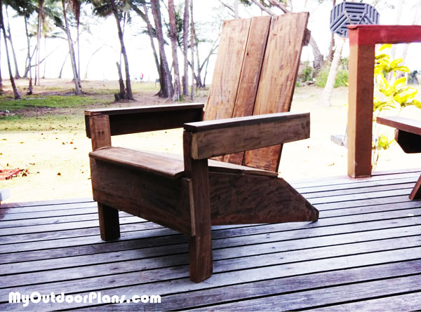 DIY-Simple-Adirondack-Chair
