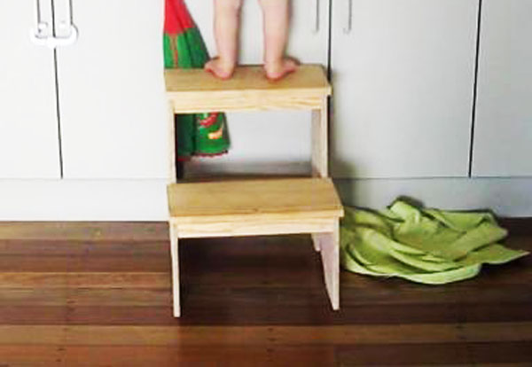 DIY Step Stool