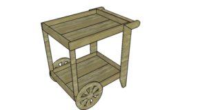Tea Cart Plans