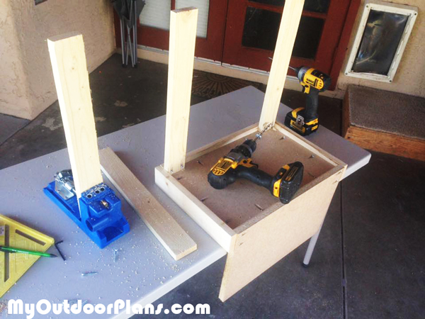 Building-a-kids-workbench