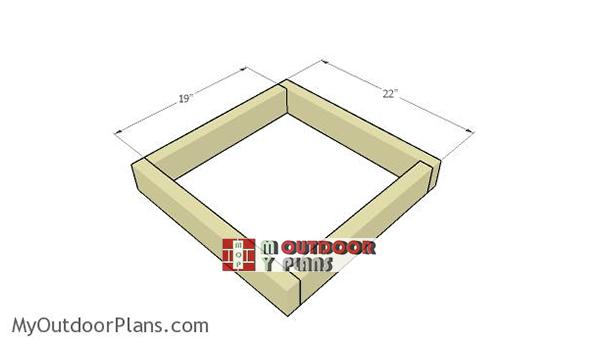 Building-the-bottom-frames