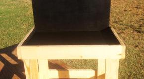 DIY Kids Work Bench
