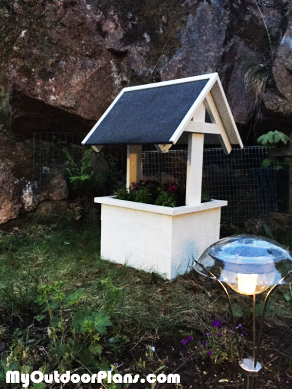 DIY-Mini-Wishing-Well