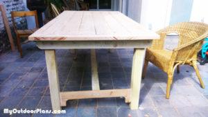 Wood-Table-Building-Plans