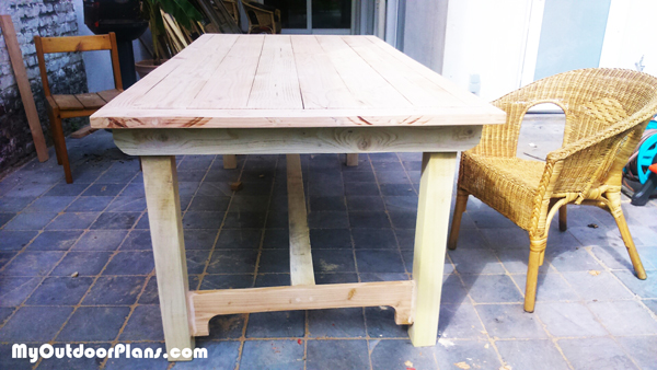 Wood-Table-Building-Plans