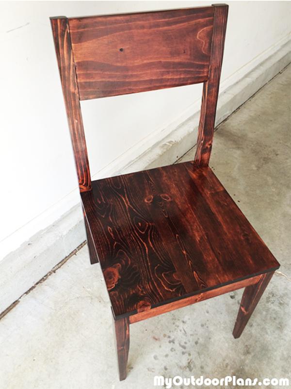 Diy Kitchen Chair Myoutdoorplans Free Woodworking