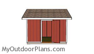 10x12 Free Shed Plans