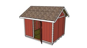 10×12 Shed Plans