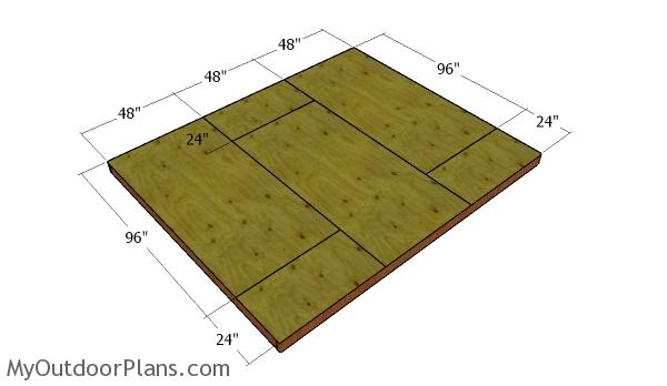 10x12 Shed Plans Myoutdoorplans Free Woodworking Plans