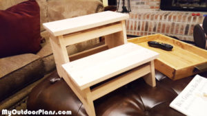 Building-a-kids-stool