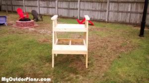 Building-a-lifequard-chair