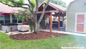 DIY-Outdoor-Pavilion