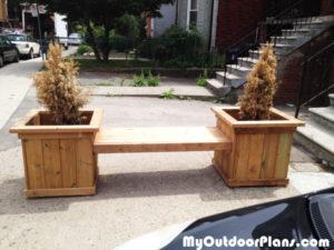 Double-Planter-Bench