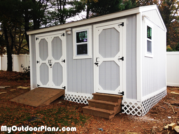 Building-a-storage-shed