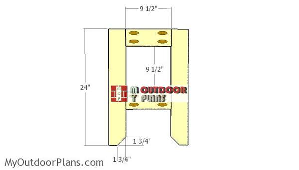 Building-the-side-frames