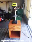 DIY Drill Press Stand