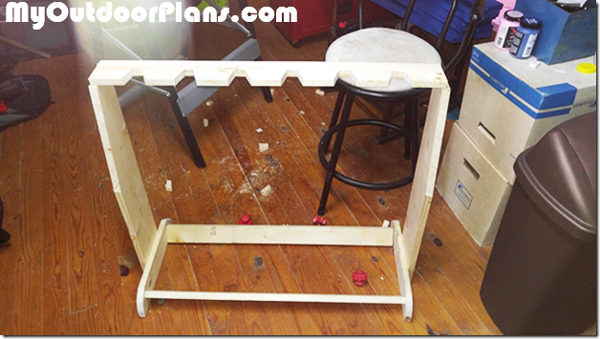 DIY Multiple Guitar Stand | MyOutdoorPlans | Free Woodworking Plans and Projects, DIY Shed ...