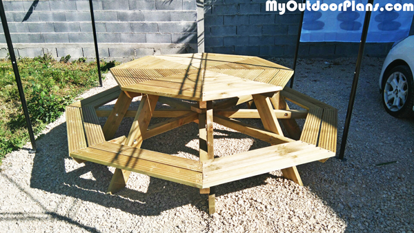 DIY-Octagonal-table