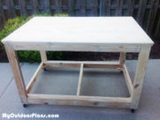 DIY Portable Workbench