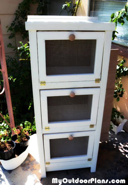 DIY Potato Bin | MyOutdoorPlans | Free Woodworking Plans ...