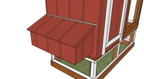 Chicken Coop Nesting Boxes Plans