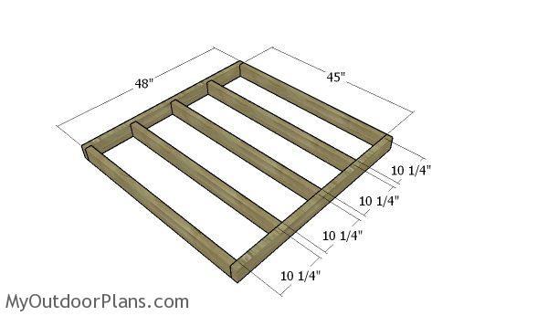 Building the floor