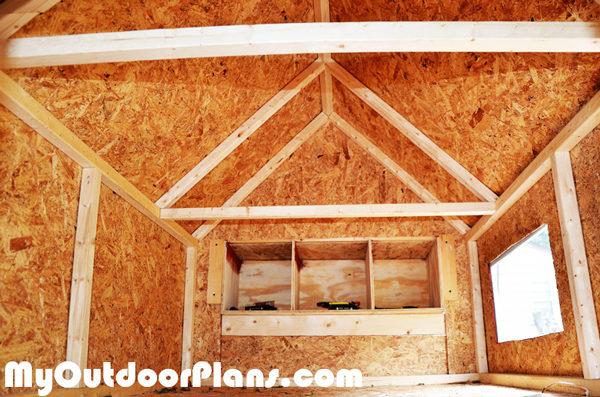 Chicken-coop---Interior