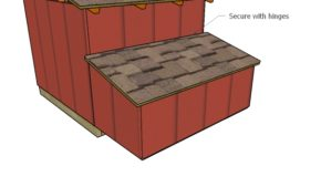 Duck House Nesting Boxes Plans