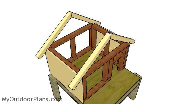 Insulated Cat House Plans Myoutdoorplans Free