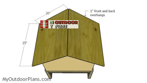 Fitting-the-roofing-sheets