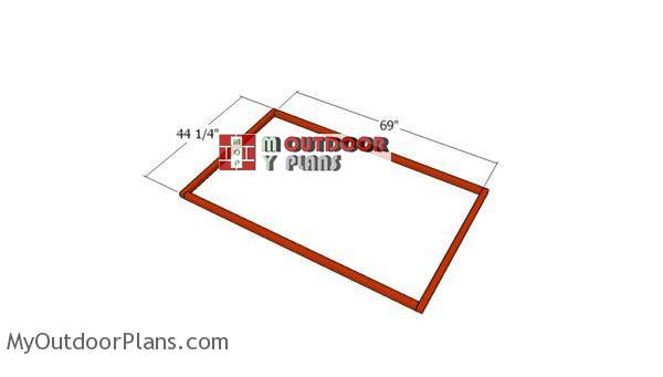 Roof-frame-for-lid