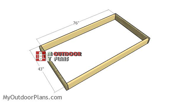 Assembling-the-bed-frame