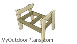 assembling-the-chair-frame