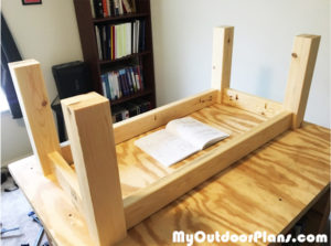 assembling-the-coffee-table
