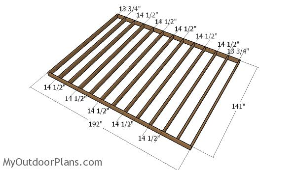 assembling-the-floor-frame