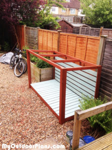 Building-a-bike-shed