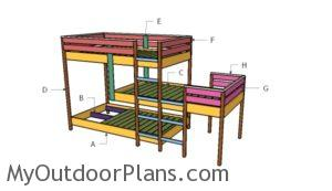 building-a-triple-bunk-bed