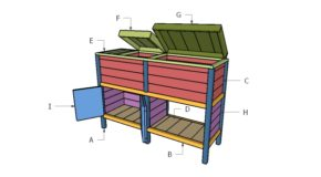 Double Wood Cooler – Part 2