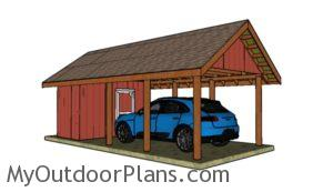 carport-with-storage-plans