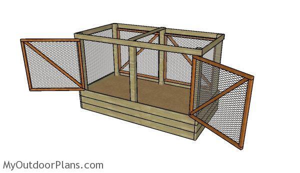 Deer Proof Raised Garden Bed Myoutdoorplans Free