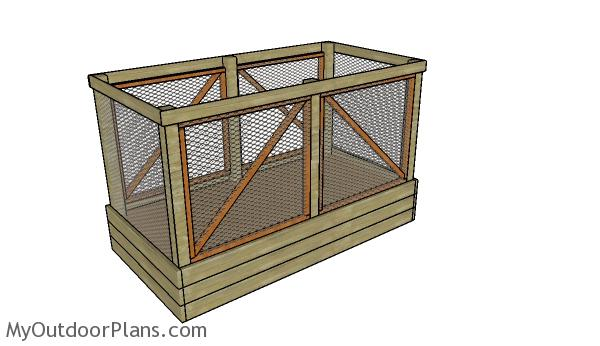 deer-proof-raised-garden-bed-plans