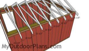 fitting-the-roof-blockings